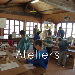 Ateliers, Musée des Métiers