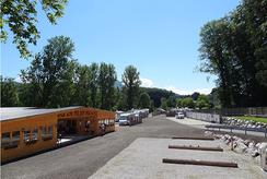Wohnmobilausbau - Der Fahrzeugboden und die ersten Stellwände