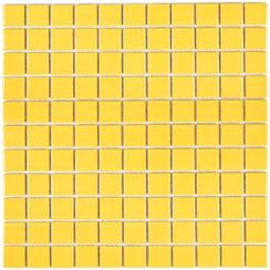 Color Mosaik 2,5 cm Gelb