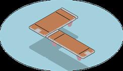 NautiBuoy Leisure Platforms