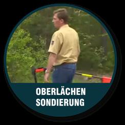 Kampfmittelbeseitigung Gotha - Oberflächensondierung