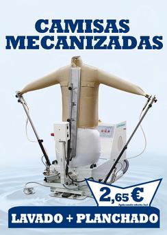 Oferta Camisas 2.79€