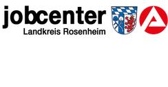 Logo jobcenter Rosenheim, Rosenheimer Aktion für das Leben