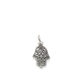 Kettenanhänger Fatimas Hand aus Silber