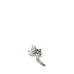 Kleiner 925 Silber Feen Schmuckanhänger für Kinder