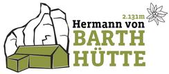 Hermann von Barth Hütte Wolfebner Lechtaler Alpen