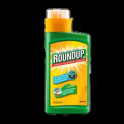 Roundup La formulation la plus moderne pour un dosage facile dans le maison jardin