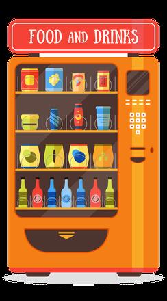 snackautomaten und snackboxen