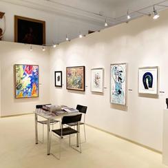 Ausstellung, Art & Antique, Residenz Salzburg, Stand galerie artziwna, Wien