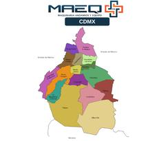 Maquinaria Ligera Distrito Federal