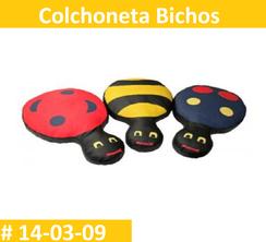 Colchoneta Bichos Estimulacion Temprana  PRIMERDI INTQUIETOYS