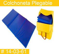 Colchoneta Plegable Estimulacion Temprana PRIMERDI INTQUIETOYS