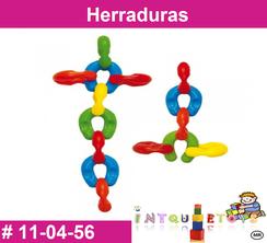 Herraduras MATERIAL DIDACTICO PLASTICO INTQUIETOYS PRIMERDI