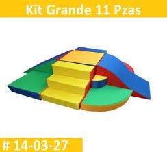 Kit Grande 11 Pzas Estimulacion Temprana PRIMERDI INTQUIETOYS