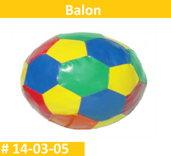 Balon Vinil Estimulacion Temprana  PRIMERDI INTQUIETOYS