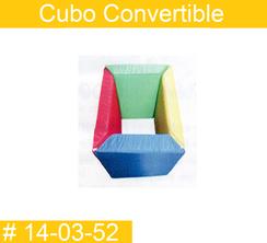 Cubo Convertible Estimulacion Temprana PRIMERDI INTQUIETOYS