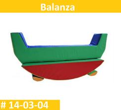 Balanza Vinil Estimulacion Temprana  PRIMERDI INTQUIETOYS