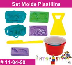 material didactico de plasticopara niños de preescolar