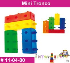 Mini Tronco MATERIAL DIDACTICO PLASTICO INTQUIETOYS PRIMERDI