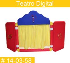 Teatro Digital Estimulacion Temprana  PRIMERDI INTQUIETOYS
