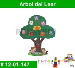Arbol del Leer MATERIAL DIDACTICO FOAMY  INTQUIETOYS PRIMERDI