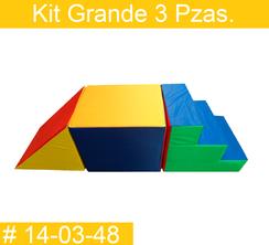 Kit Grande 3 Pzas  Estimulacion Temprana PRIMERDI INTQUIETOYS