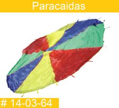 Paracaidas Estimulacion Temprana PRIMERDI INTQUIETOYS