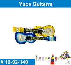 Yuca Guitarra MATERIAL DIDACTICO MADERA INTQUIETOYS PRIMERDI