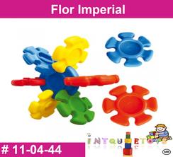 Flor Imperial MATERIAL DIDACTICO PLASTICO INTQUIETOYS PRIMERDI