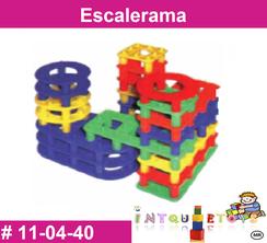 Escalerama MATERIAL DIDACTICO PLASTICO INTQUIETOYS PRIMERDI