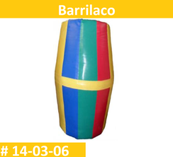 Barrilaco Vinil Estimulacion Temprana  PRIMERDI INTQUIETOYS