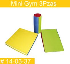Mini Gym 3 Pzas Vinil Estimulacion Temprana  PRIMERDI INTQUIETOYS