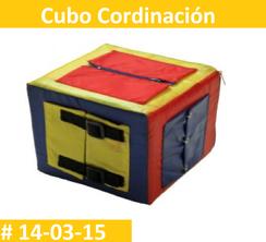 Cubo Cordinacion Estimulacion Temprana  PRIMERDI INTQUIETOYS