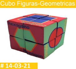 Cubo Figuras Geometricas Estimulacion Temprana  PRIMERDI INTQUIETOYS