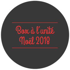Box à l'unité - juin 2018