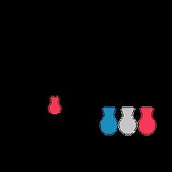 Production en série d'obets grâce à l'impression 3D FDM via l'imprimerie orbitale