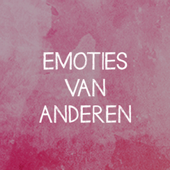 emoties van anderen