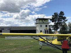 Flugplatz Spitzerberg LOAS