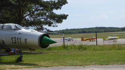 Landeplatz LKLN Plzen/Line ehemalige Airforce Base