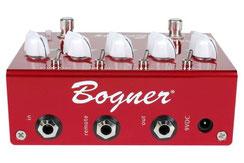 Каталог - Аксессуары для гитар - Bogner Ecstasy Red