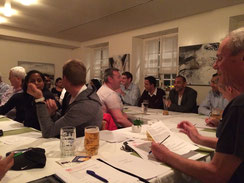 The WCC AGM (20.3.2017) welcomed many new faces to the club