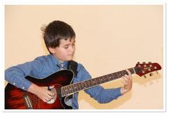 Gitarrensolo von Karim