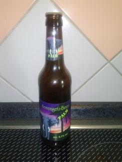 Serengeti Beer Palm