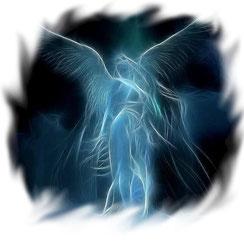 Erzengel Azrael - Engel des Todes und der Wiedergeburt