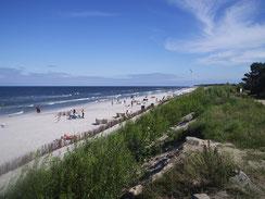 ヘル半島ビーチ