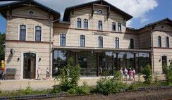 Bahnhof Grevesmühlen