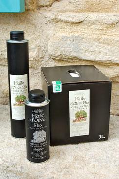 huile olive drome