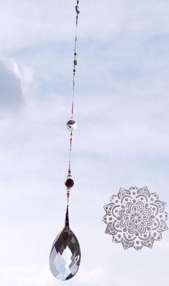 Feng-Shui-Kristallhänger DhyanArt