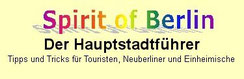 Logo: Berlins alternativer Stadtführer