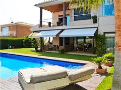 Роскошный дом в элитарной урбанизации в Плайя де Аро, Platja d'Aro